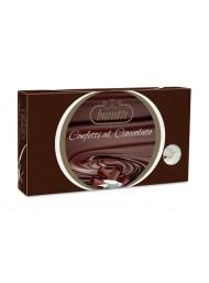 Buratti - Confetti Rosa al Cioccolato Fondente - 1000g