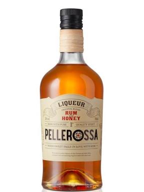 Marzadro - Pellerossa - Rum al Miele - 70cl