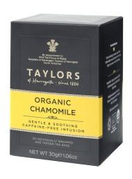 Taylor of Harrogate - Organic Chamomile - 30 Sachets