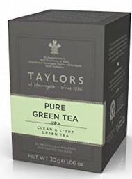 Taylor of Harrogate - Pure Green Tea - 20 Sachets