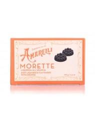 Liquirice Amarelli - Box - Morette with Orange - 100g