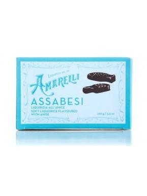 Liquirice Amarelli - Box - Assabesi - 100g