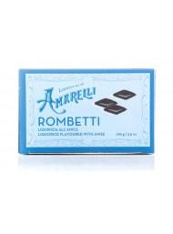 Liquirizia Amarelli - Cartoncino - Rombetti - 100g