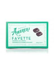 Liquirizia Amarelli - Cartoncino - Favette - 100g