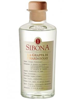 Sibona - Grappa di Chardonnay - 50cl