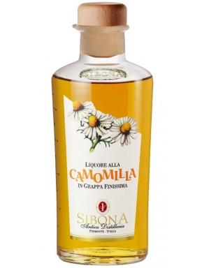 Sibona - Grappa chamomile - 50cl