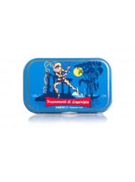 Liquirice Amarelli - Arlecchino Metal Box - Rombetti - 40g