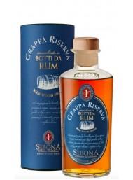 Sibona - Grappa Riserva - Honed in barrels of Rum - 50cl