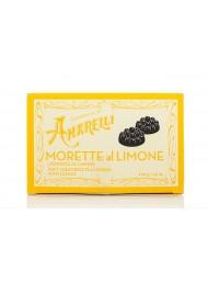 Liquirice Amarelli - Box - Morette with Lemon - 100g