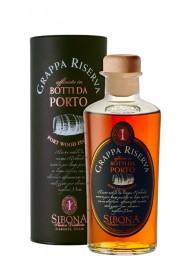 Sibona - Grappa Riserva - Affinata in Botti da Porto - 50cl