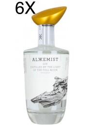 (6 BOTTLES) Alkkemist - Handmade Gin - 70cl