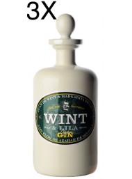 (3 BOTTLES) Casalbor - Wint & Lila - Premium London Dry Gin - 70cl