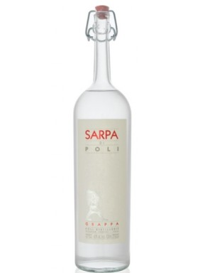 Poli - Sarpa - Grappa Bianca - 70cl