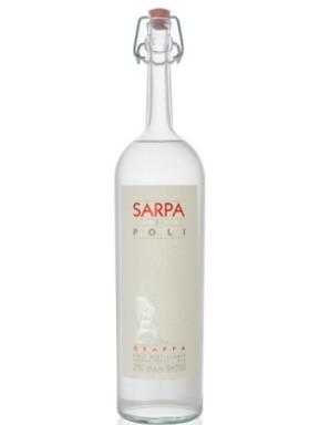Poli - Sarpa - Grappa White - 70cl