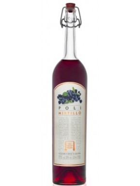 Poli - Grappa Blueberry - 50cl