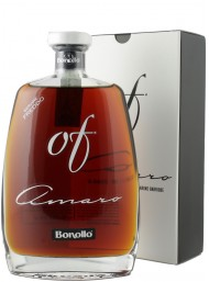 Bonollo - Amaro (Bitter) Of - 70cl - Gift Box - 70cl