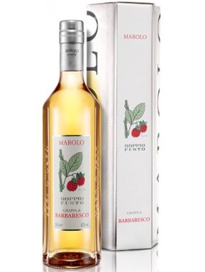 Marolo - Grappa Barbaresco - DOUBLE BARREL - 50cl