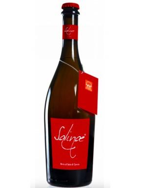 Salinae - Birra Ambrata Doppio Malto al Sale di Cervia - 75cl
