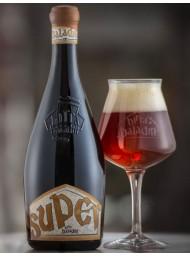 Baladin - Super - Birra Ambrata Doppio Malto - 75cl