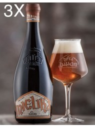 (3 BOTTLES) Baladin - Mielika - Beer with Honey - 75cl