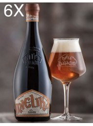 (6 BOTTLES) Baladin - Mielika - Beer with Honey - 75cl