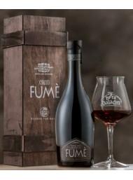 Baladin - Xyauyù Fumè 2014 - Birra da Divano - Riserva Teo Musso - (Barley Wine) - Prodotto Astucciato in legno - 50cl