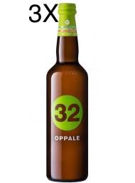 (3 BOTTIGLIE) 32 Via dei Birrai - Oppale - 75cl