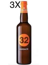 (3 BOTTIGLIE) 32 Via dei Birrai - Audace - 75cl