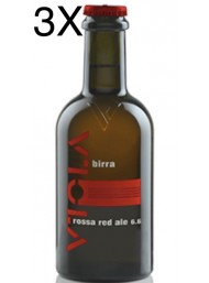 (3 BOTTIGLIE) Viola - Rossa 6.6 - 35,5cl