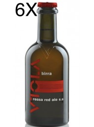 (6 BOTTLES) Viola - Red Ale - 6.6 - 35,5cl