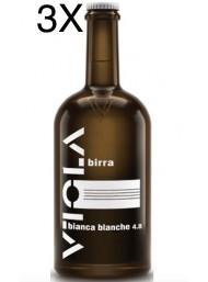 (3 BOTTLES) Viola - Blanche 4.8 - 75cl