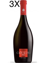 (3 BOTTLES) Collesi - Ubi - Red