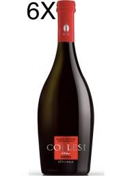 (6 BOTTLES) Collesi - Ubi - Red