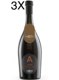 (3 BOTTLES) La Cotta - Amber Beer - 75cl