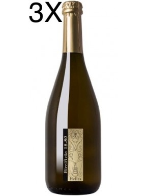 (3 BOTTLES) Majolini - Birrificio 18.80 - Blonde Beer - 75cl