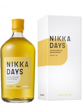 Nikka - Days - Smooth & Delicate Blended Whisky - 70cl - Astucciato