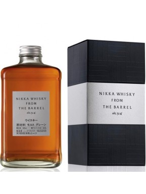 Nikka - From the Barrel - Double Matured Blended Whisky - 50cl