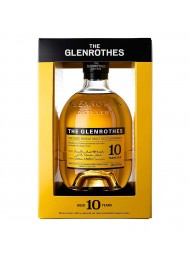 The Glenrothes - 10 Year Old - Single Malt Whisky - 70cl
