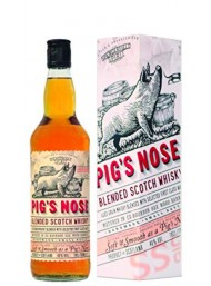 Spencerfield - Pig's nose - Blended Scotch Whisky - 70cl - Astucciato