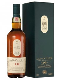 Lagavulin - Islay Single Malt - 16 years - 70cl