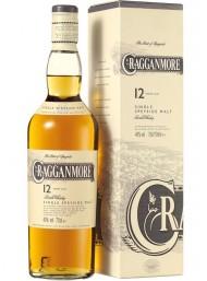 Cragganmore  - Speyside Single Malt - 12 anni - 70cl