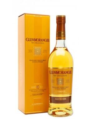 Glenmorangie  - Highland Single Malt - 10 years old - 70cl