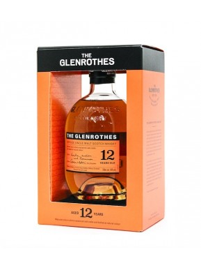 The Glenrothes - 12 Year Old - Single Malt Whisky - 70cl