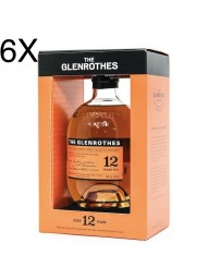 (6 BOTTLES) The Glenrothes - 12 Year Old - Single Malt Whisky - 70cl