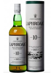 Laphroaig - Islay Single Malt - 10 years - 70cl