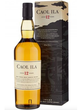 Caol Ila - Isley Single Malt - 12 anni - 70cl