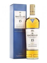 Macallan - Highland Single Malt - 15 anni - Triple Cask - Astucciato - 70cl