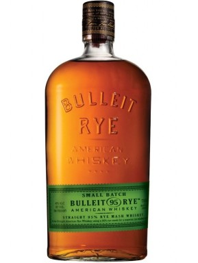 Bulleit - Rye Frontier Whiskey - 70cl