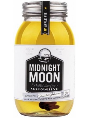 Midnight Moon - Apple Pie Moonshine - 375ml
