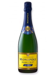 Heidsieck & Co - Monopole - Blue Top - Brut - Champagne - 75cl